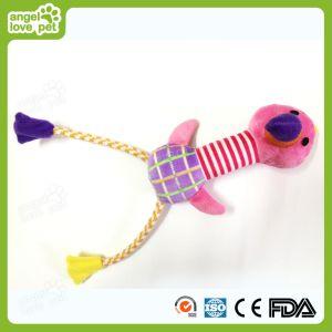 Reizendes kundenspezifisches anfüllendes langes Bein-HundToy&Cat Spielzeug