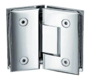 Glace de 180 degrés à la charnière de porte en verre de douche (FS-305)