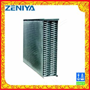 Air Conditioner를 위한 저잡음 Stainless Steel Tube Fin Type Heat Exchanger