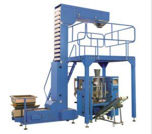 Pistacho, el azúcar, rodajas de manzana de la máquina de embalaje (VFFS)