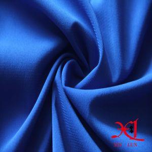 98%Polyester 2%Spandexは染料の服のシフォンファブリックを嘆く