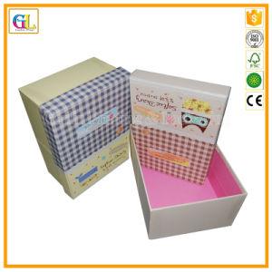 2017の卸売のギフト用の箱の印刷サービス