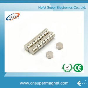 N52 D20мм x 2 мм Strong постоянного диска неодимовые магниты