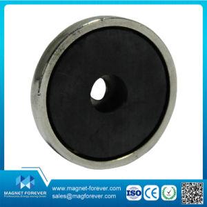 Y30 Постоянный кольцо диск ферритовый магнит для громкоговорителя