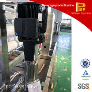 Fabrik-Verbrauch RO-System, das reines Mineralwasser bildet