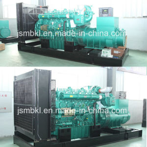 낮은 소비 높은 산출 800kw/1000kVA Yuchai 엔진 발전기 세트