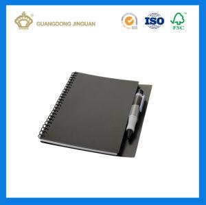 A4 A5 A6 impressas em espiral de PP Notebook personalizado (SGS auditados fábrica)