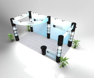100% beständiger und mehrfachverwendbarer 10 ' *20'ft Standardausstellung-Standplatz