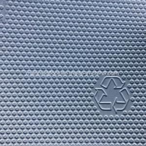 De Sporten die van pvc voor Multifunctionele Gem patroon-4.5mm van de Gymnastiek Dikke Hj21203 vloeren
