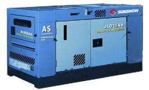 디젤 엔진 발전기 (JLD23AS)