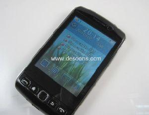 Fascia del quadrato delle carte di L913 quattro SIM con il telefono mobile di analogo TV