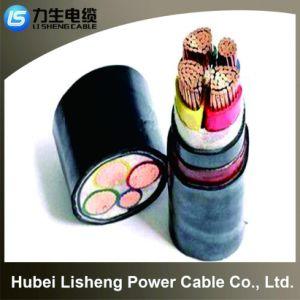 450/750V de staal-Band van Polyvinyl Chloride de Geïsoleerdeo Kabel van de Controle van de Koker van het Schild van pvc van de Pantsering