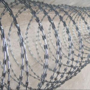 Защита материалов предельно проволочное заграждение (ВТР-22)