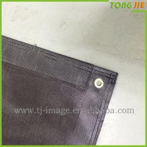 заводская цена Custom полиэстер Сетчатый баннер, ПВХ Сетчатый баннер для Спортивных мероприятий (TJ-B01)