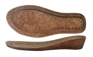 Talon haut Cork Sole pour Sandals de Lady (B-0921)