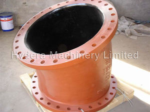 Ductile Iron Pipe Flanged Bend