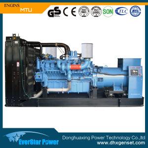 Mtu 엔진 10V1600g10f에 의하여 산업 사용 450kVA 디젤 엔진 발전기 세트