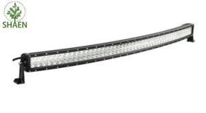 La línea doble 50 288W 20160LM automático de luz LED CREE curvo