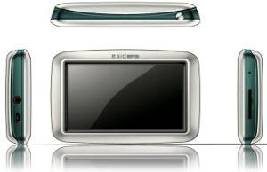 GPS avec fonction Vue rare et Bluetooth (GPS4308)