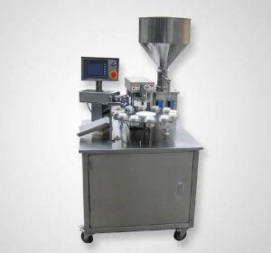 プラスチック管のシーリング機械(DGF-25)