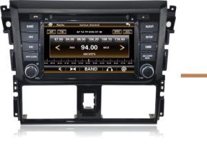 7  lettori DVD dell'automobile con Navigation Bluetooth per Toyota Yaris 2014
