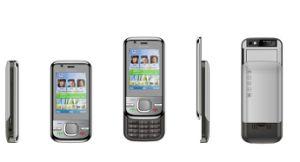 De Mobiele Telefoon van TV van Quadband