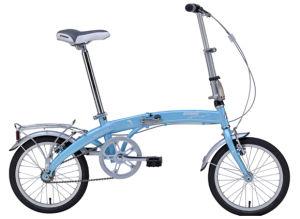 La última bicicleta plegable