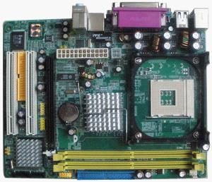 인텔 Mainboard (945GC-478 DDR2)