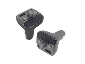 Automobile doppia Bluetooth del caricatore dell'automobile del USB del trasmettitore Hands-Free di FM