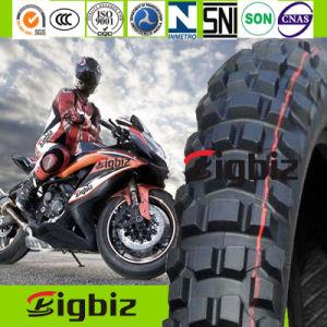110/100-18 크로스 컨츄리 패턴 레바논을%s 전기 기관자전차 타이어 또는 타이어