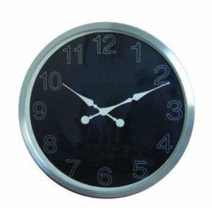 Horloge de mur en métal (KV8081)