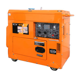Diesel de 10kw generador silencioso dg10LN