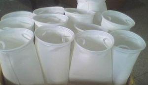 PP/PE/Nmo/PTFE de Vloeibare Zak van de Filter van de Filtratie voor de Fabriek van de Elektronika