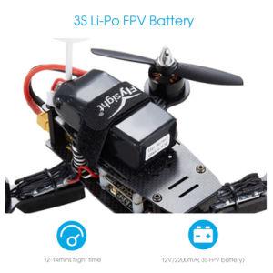 Utilice elsoftware de vuelo de limpieza de la fotografía aérea Drone