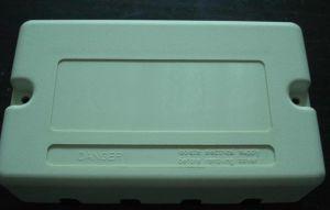 Durável com elevado nível de banho branca caixa de fiação do aquecedor de água