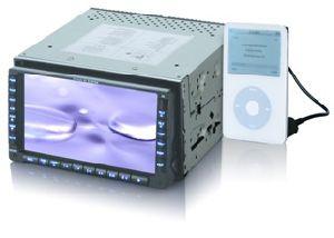 6. 5 돌진 Ipod 준비되어 있는 접촉 스크린 TFT LCD 스크린 VCD DVD (9065UI)에 있는 인치 차 2 두 배 소음