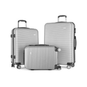 3PC Hard Shell maletas Viajes Trolley Set