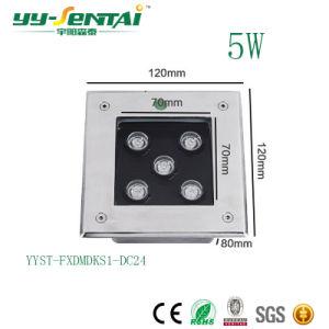 IP67の正方形の形3W-36W LED地下ライト
