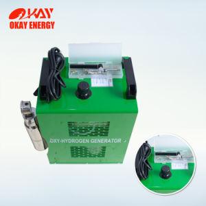 Bewegliches Hho Glasrand-Acrylflamme-Poliermittel-Plexiglas-Poliermaschine