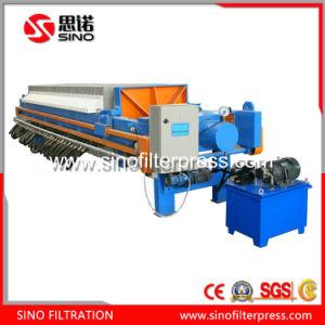Máquina de Prensa de Filtro de Placa de Membrana de Polipropileno Hidráulico Automático