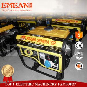 Бензин 1.5kVA генераторной установки с 2 лет гарантии качества