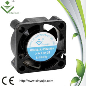Ventilatore del ventilatore di flusso assiale del radiatore di alta qualità piccoli mini 2510