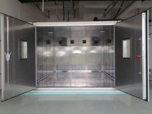 2017 heiße Labortemperatur und Feuchtigkeits-Walk-in Stabilitäts-Instrument