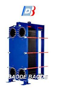 M3 en acier inoxydable série/ Ti/ SMO Plaques pour plaque de joint échangeur de chaleur