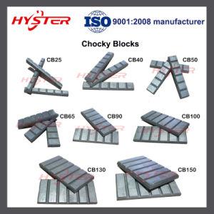 de Staven van Chocky van de Slijtage 700hb/63HRC Domite