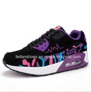 La mujer Hotsale Casual personalizada de la ejecución de calzado deportivo (GL1216-12)