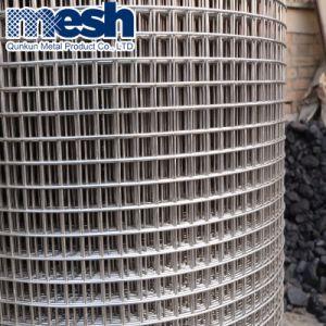 熱い浸された電流を通されたステンレス鋼の溶接された金網