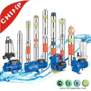 Chimp de 1.5 HP serie SD Agua Bomba de agua sumergible