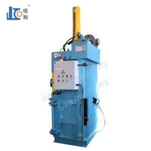 Ves30-8060 Electric Vertical Hydraulic Baling Close Machine for Cardboard