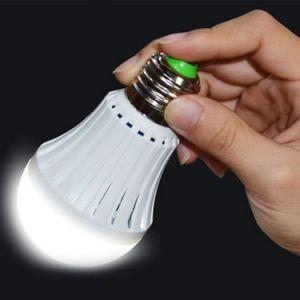 5W 7W 9W 12W lanterna LED de luz da lâmpada